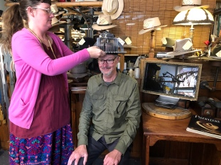 Optimo Custom Hatworks, Bisbee, AZ