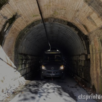 Tunnel, Covington, VA
